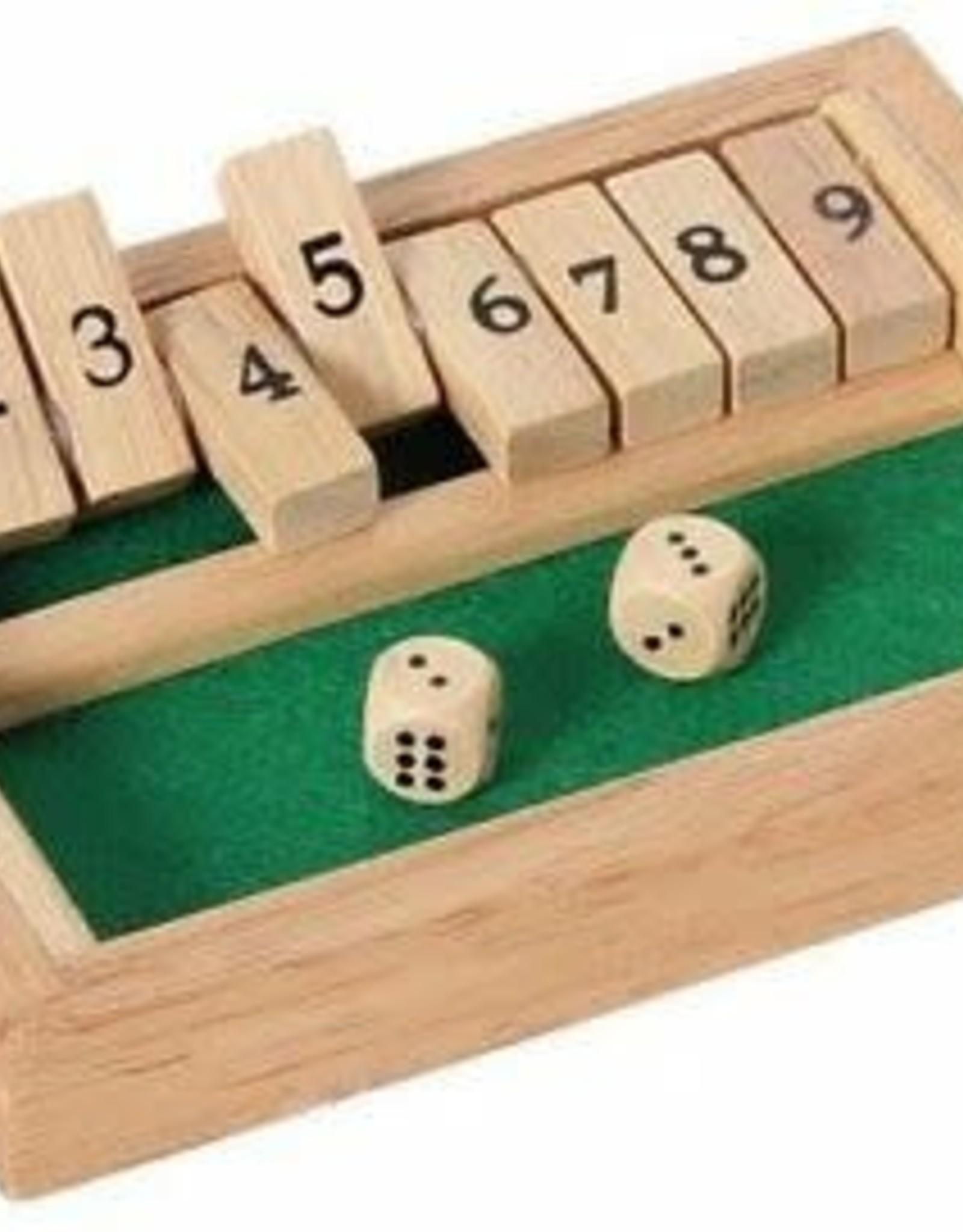 Schylling Shut the Box Game