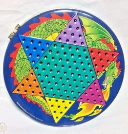 Schylling Chinese Checkers Tin