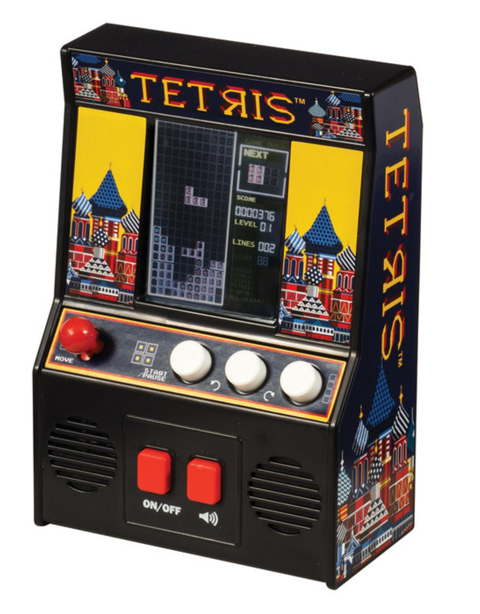 Schylling TETRIS ARCADE GAME