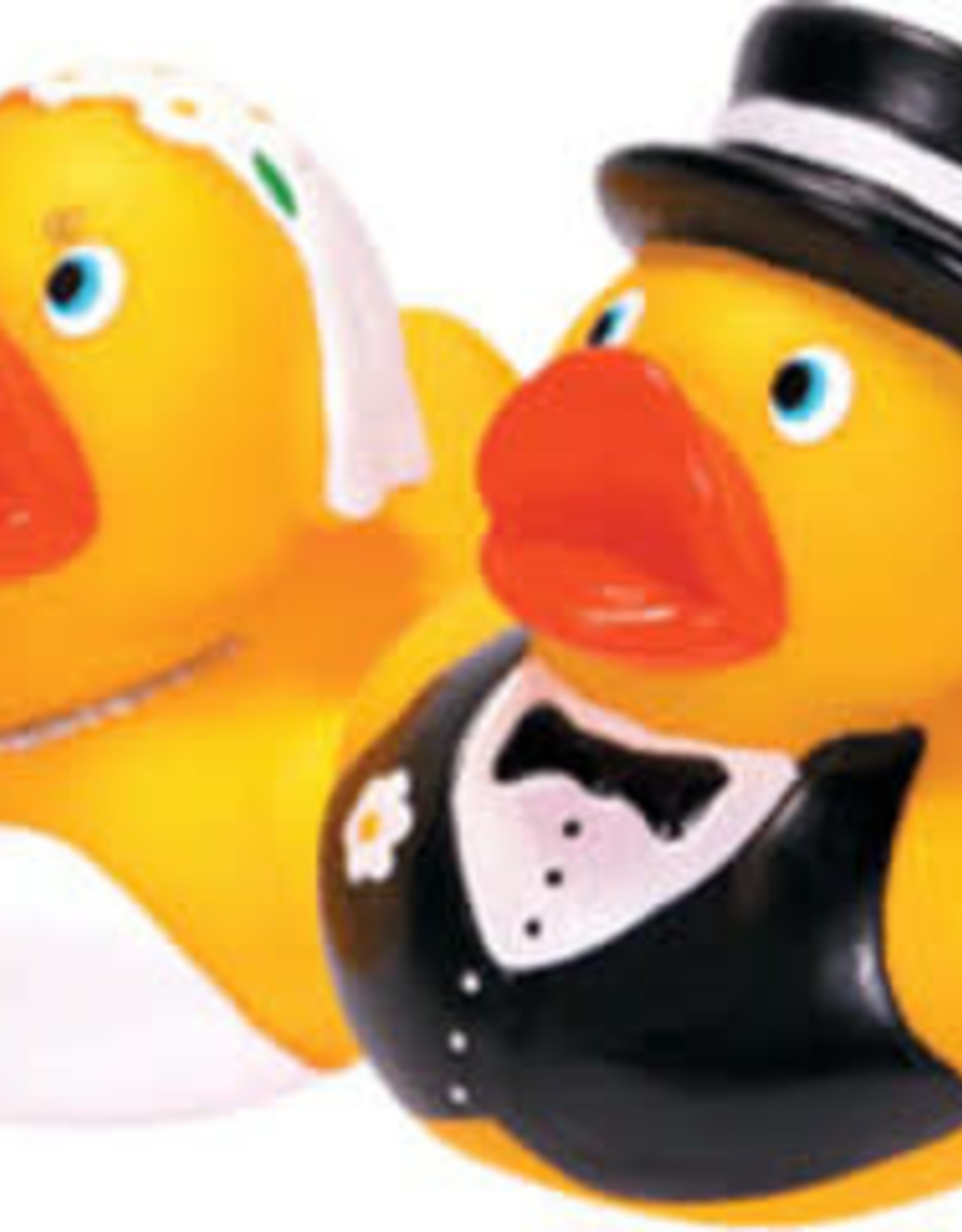 Schylling Rubber Duckies Bride