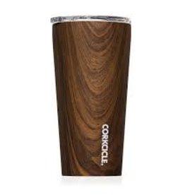 Corkcicle Tumbler-16oz Walnut Wood