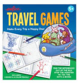 eeBoo Travel Games Set
