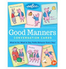eeBoo Good Manners Flash Cards