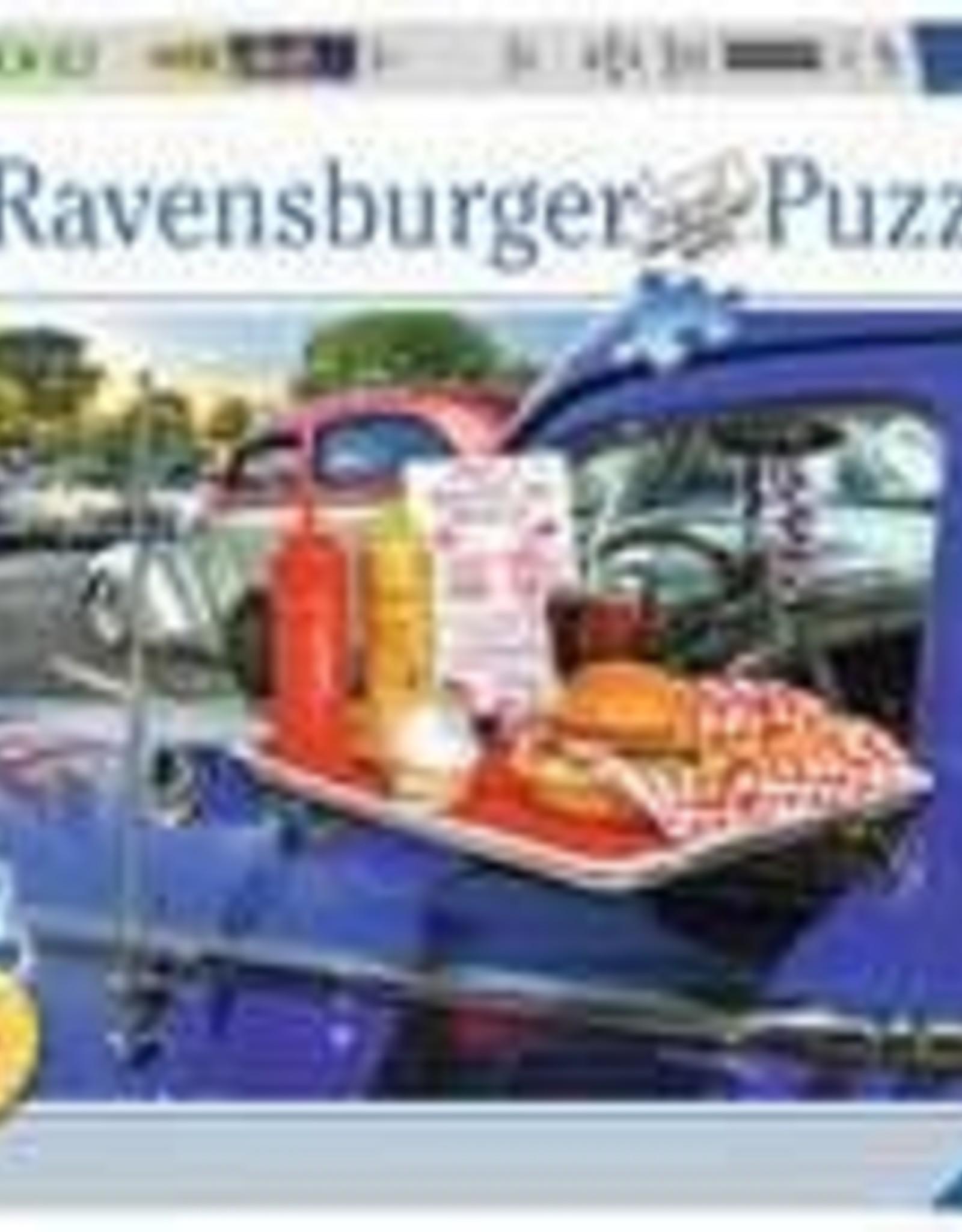 Ravensburger Drive-Thru Route 66 - 500 Pc