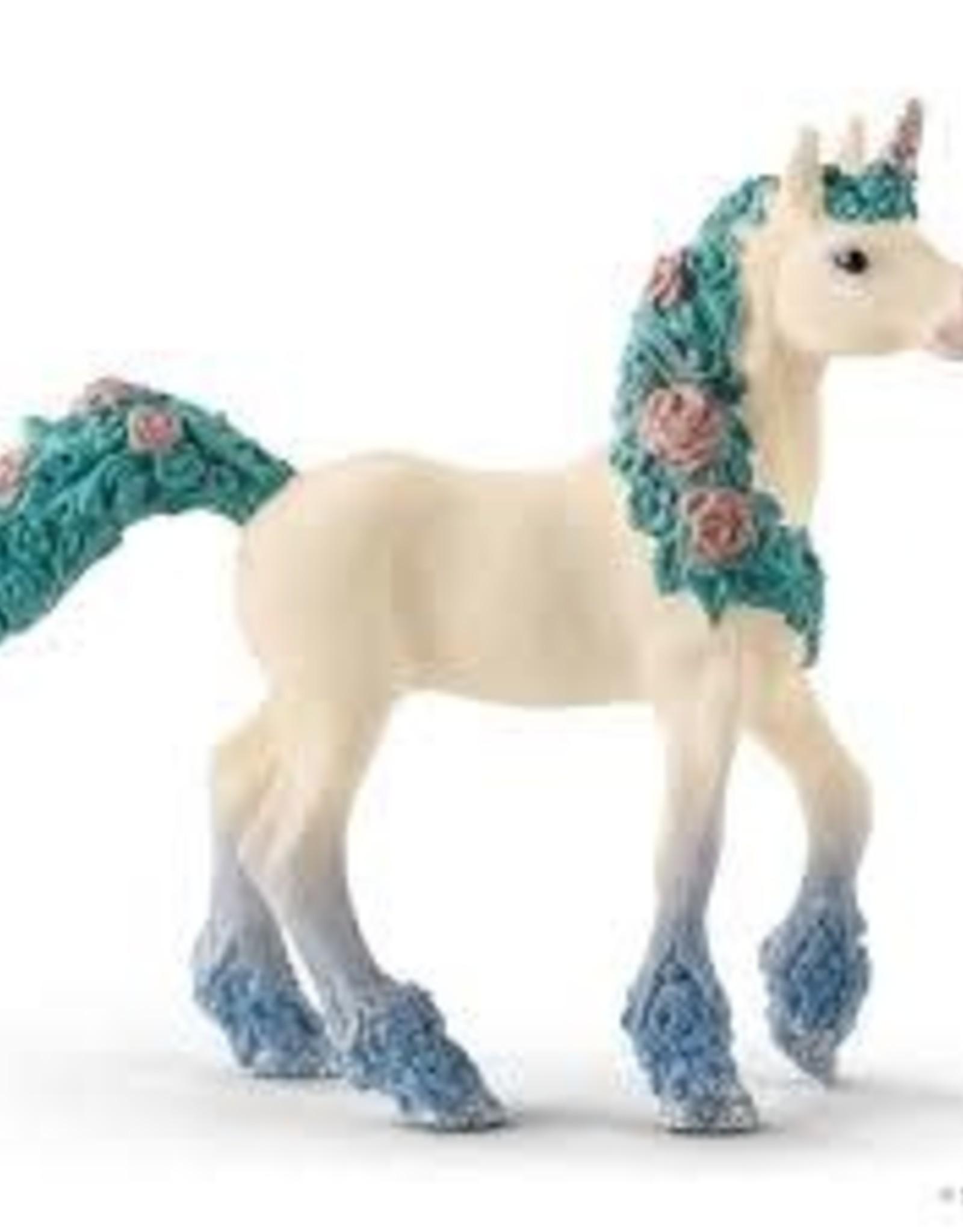 Schleich Schleich - Bayala Flower Unicorn Foal