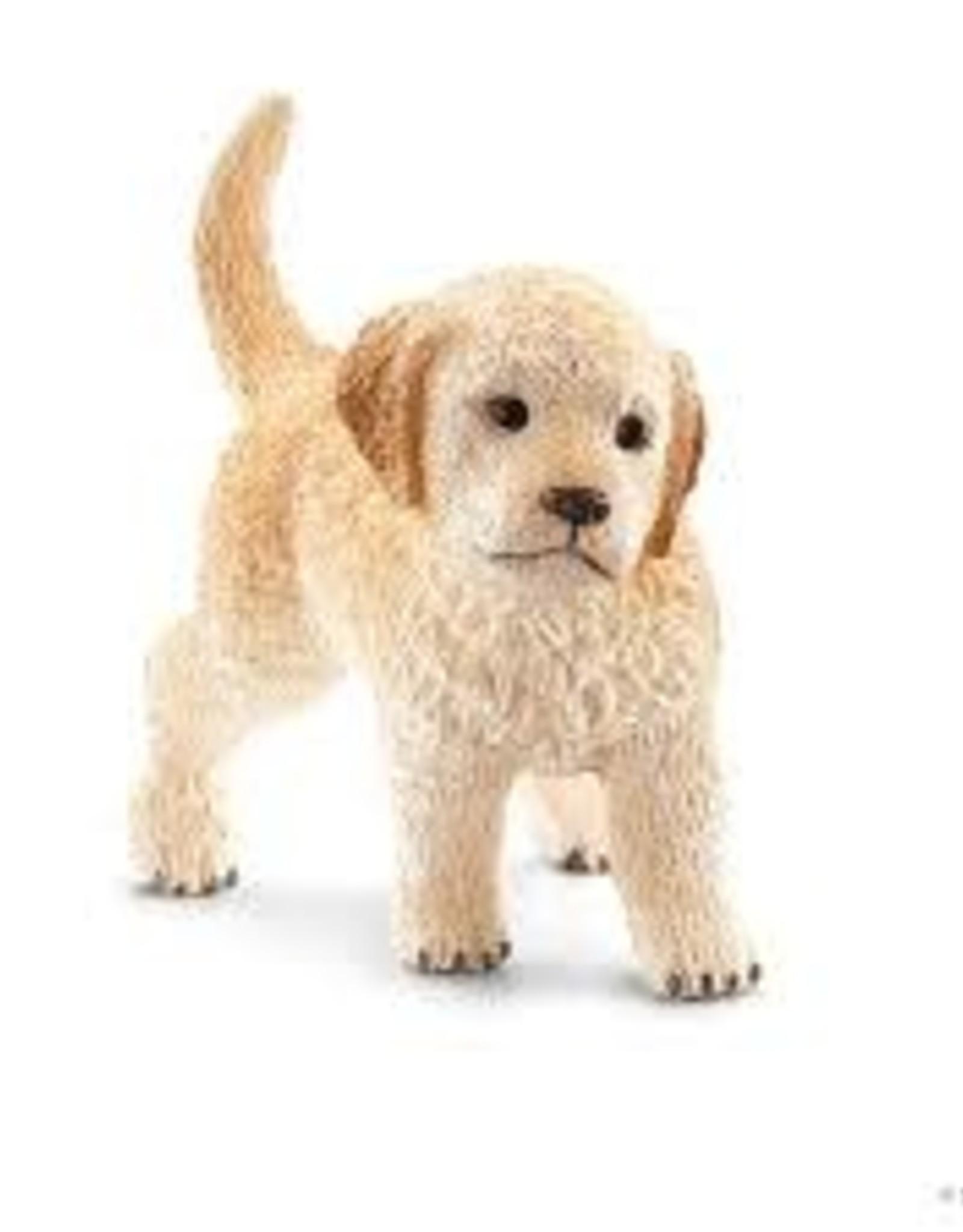 Schleich Golden Retriever Puppy
