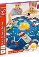 Hape Solar System Puzzle 102Pc