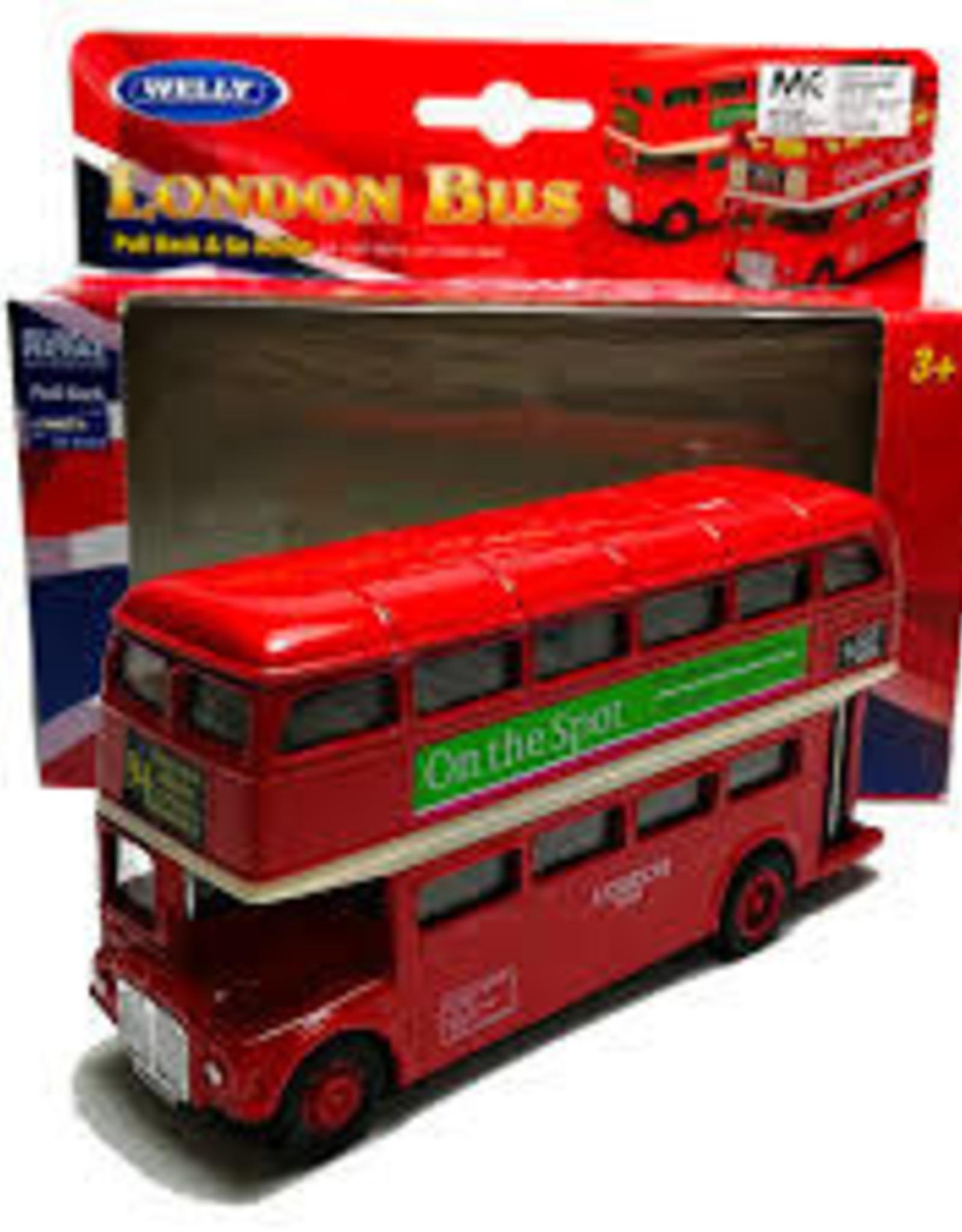 Playwell London Bus