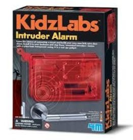 4M Spy Science - Intruder Alarm