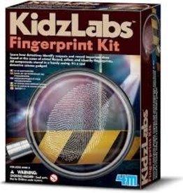 4M Detective Science - Fingerprint