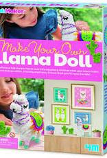 4M Make Your Own Llama Doll