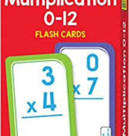 School Zone Multiplication Flash Cards