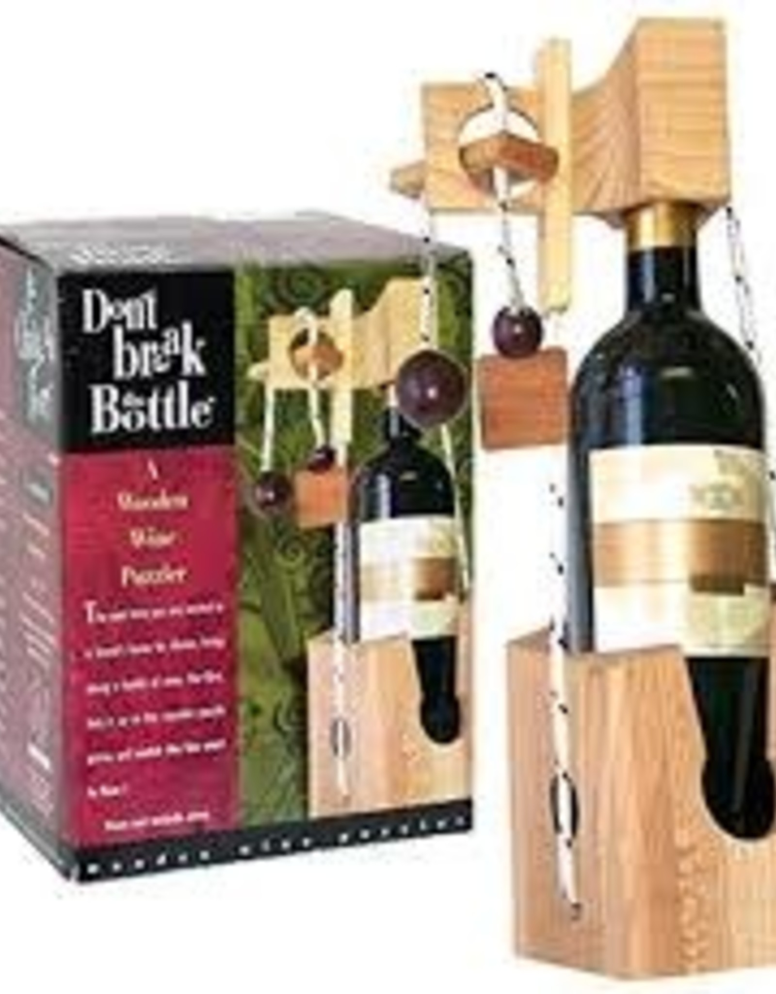 Family Games of America Dont Break The Bottle-Original