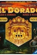 Ravensburger Quest for El Dorado Expansion: Heroes & Hexes
