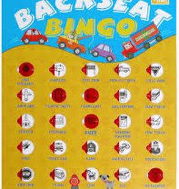 Family Games of America Backseat Bingo