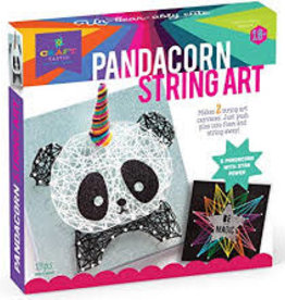 Ann Williams String Art - Pandacorn
