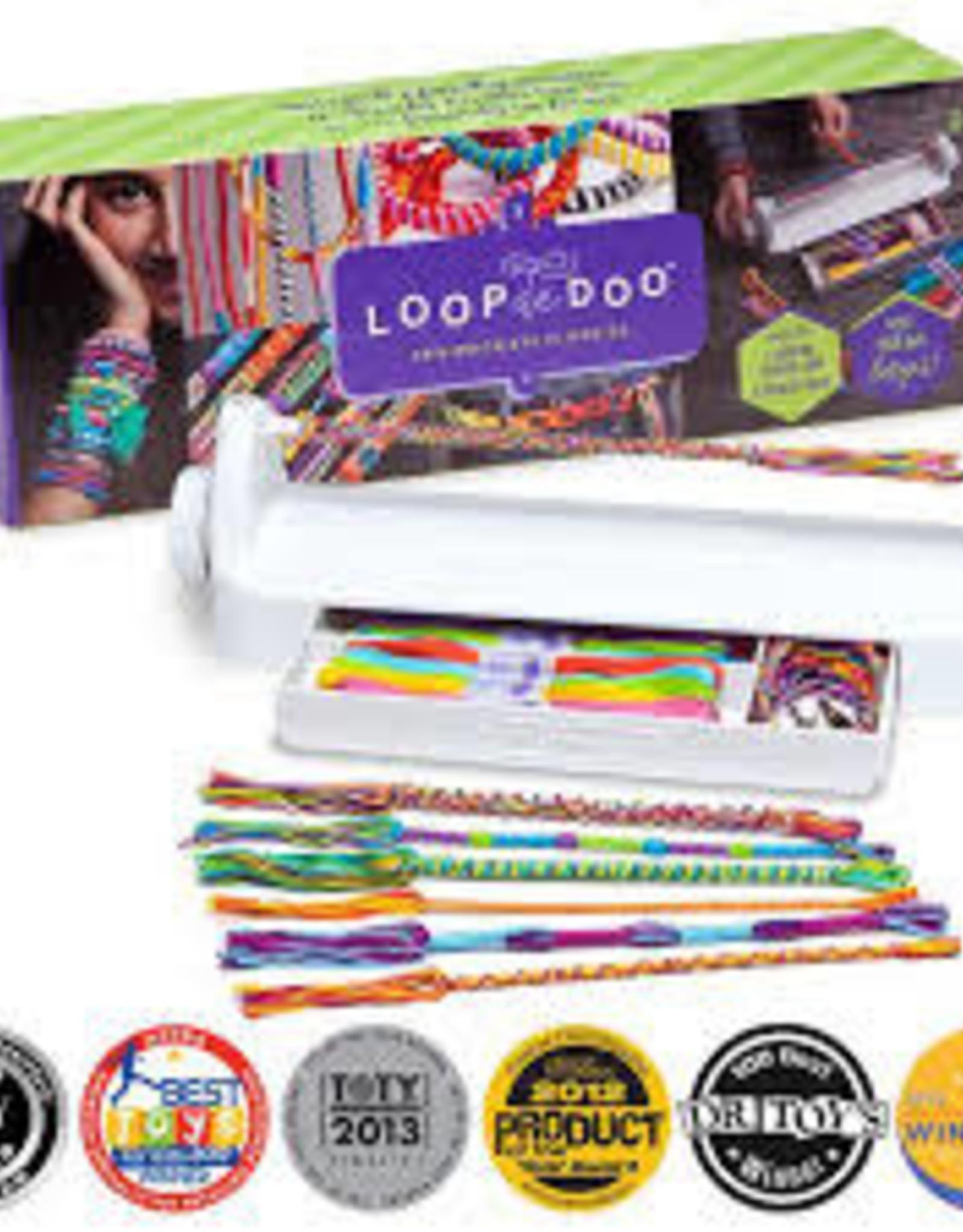 Ann Williams LoopDeDoo Spinning Loom Kit