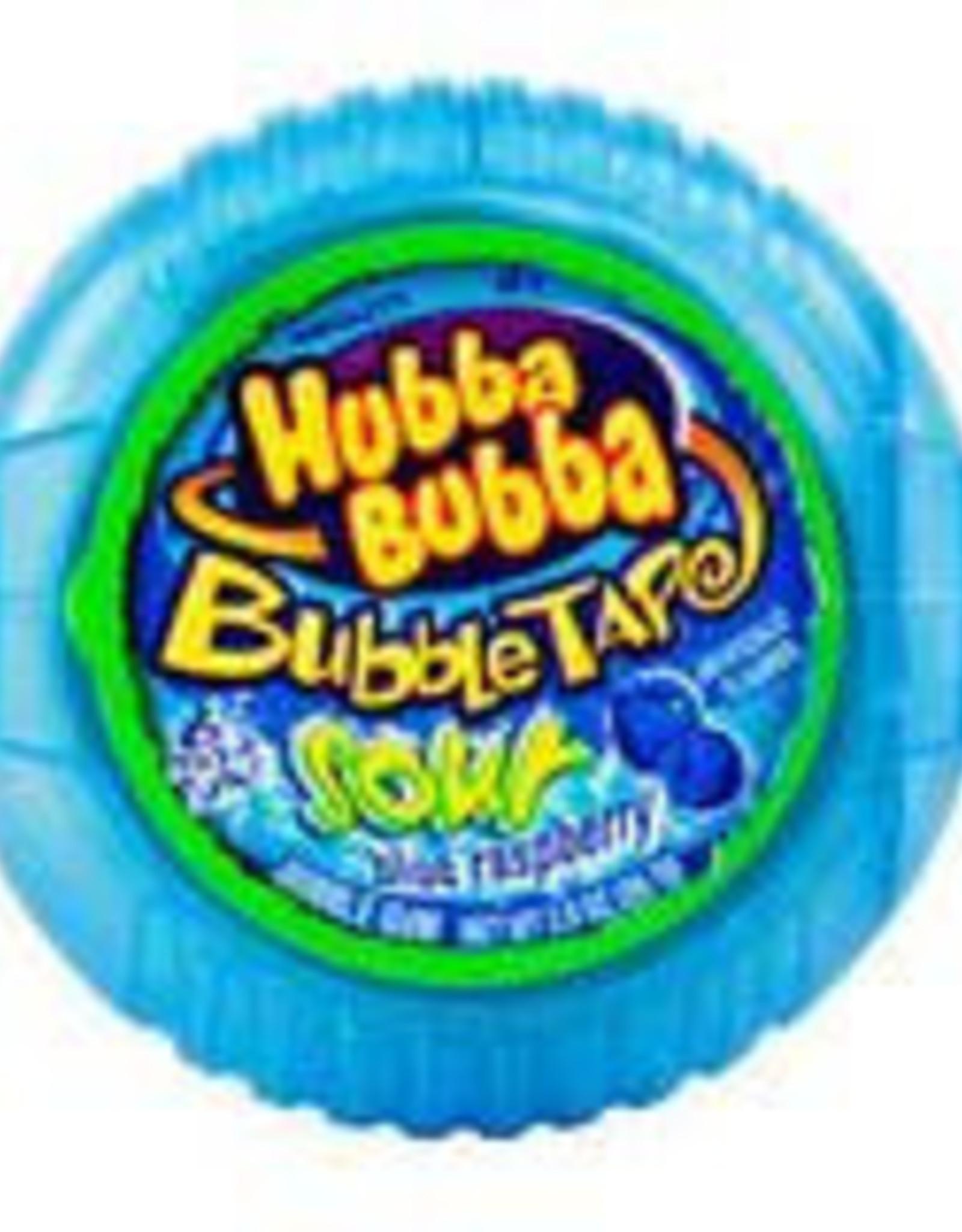 Hubba Bubba Bubble Tape - Sour Blue Raspberry