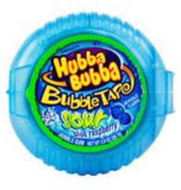 Hubba Bubba Bubble Tape - Sour Blue Raspberry