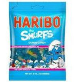 Haribo Peg Bag - Smurfs