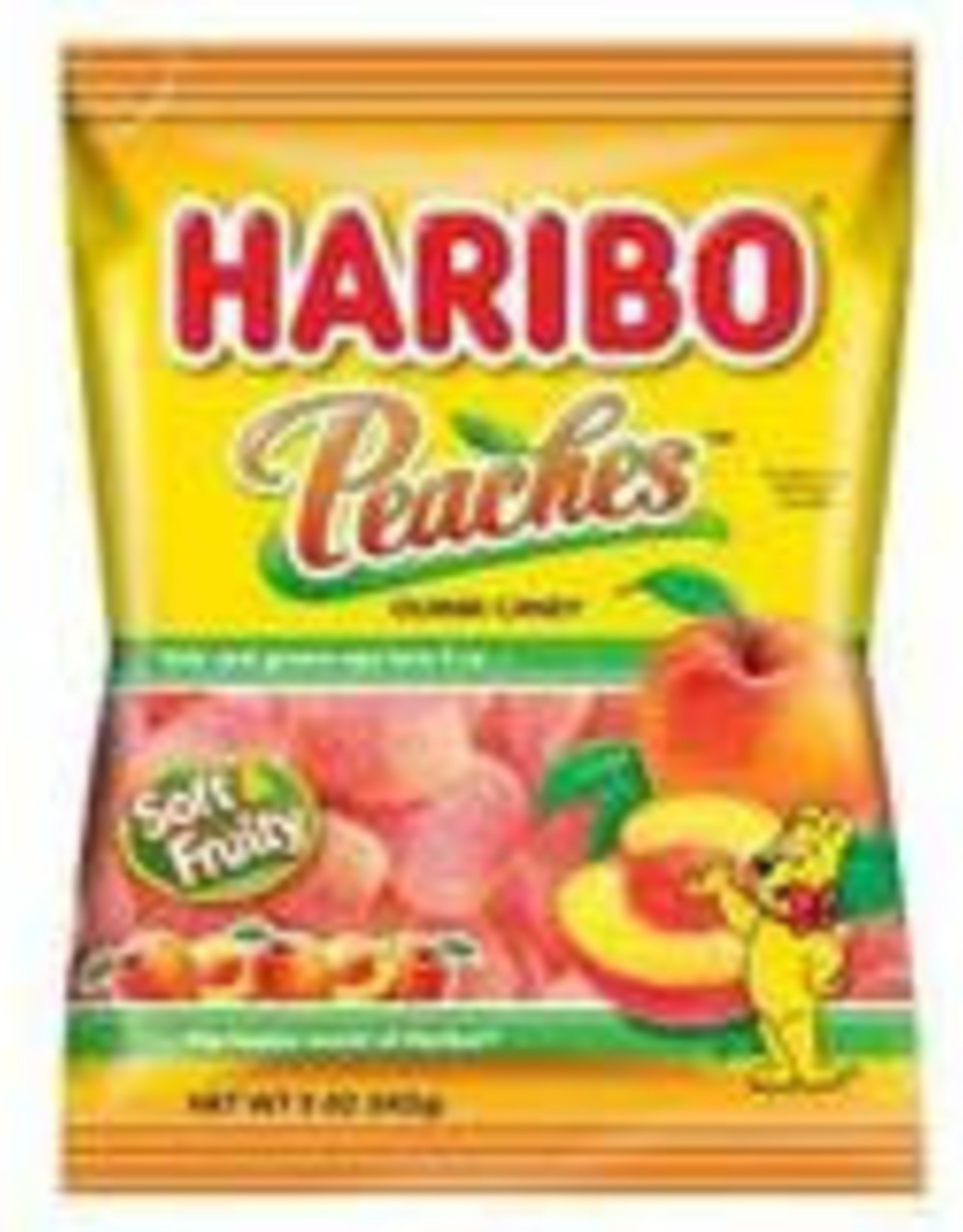 Haribo Haribo Peaches