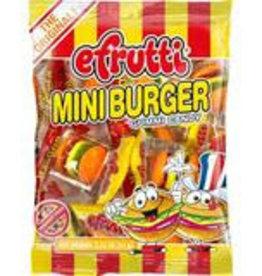 E-Frutti Gummi Mini Burger
