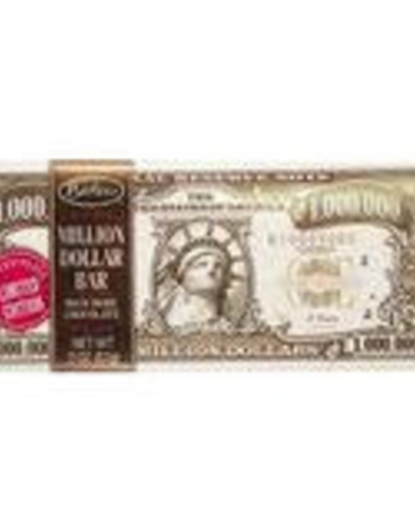 Barton's Million Dollar Dark Chocolate Bar