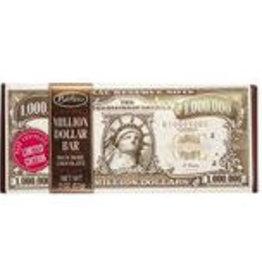 Barton's Million Dollar Dark Chocolate Bar