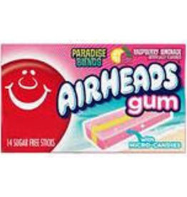 Airheads Gum Airheads: Paradise Blends Raspberry Lemonade