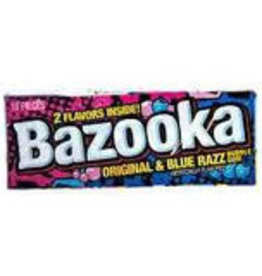 Bazooka Bazooka Wallet Pack 2-Flavour