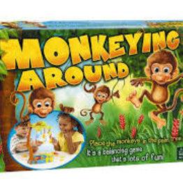 Game Zone Monkeying Around