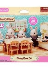 Calico Critters Dining Room Set
