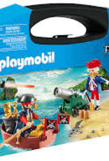 Playmobil Pirate Raider Carry Case L
