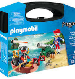 Playmobil Pirate Raider Carry Case L