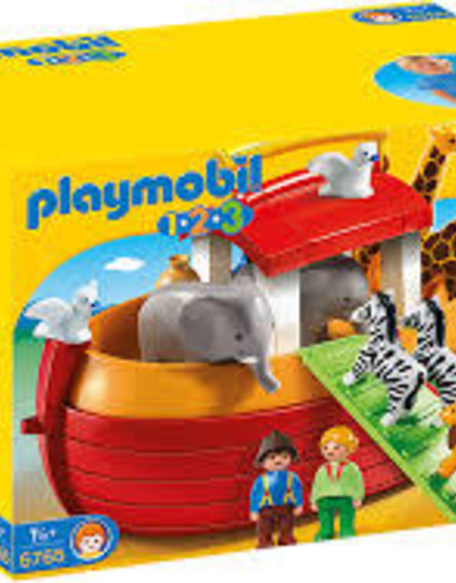 Playmobil My Take Along 1.2.3 Noah´s Ark