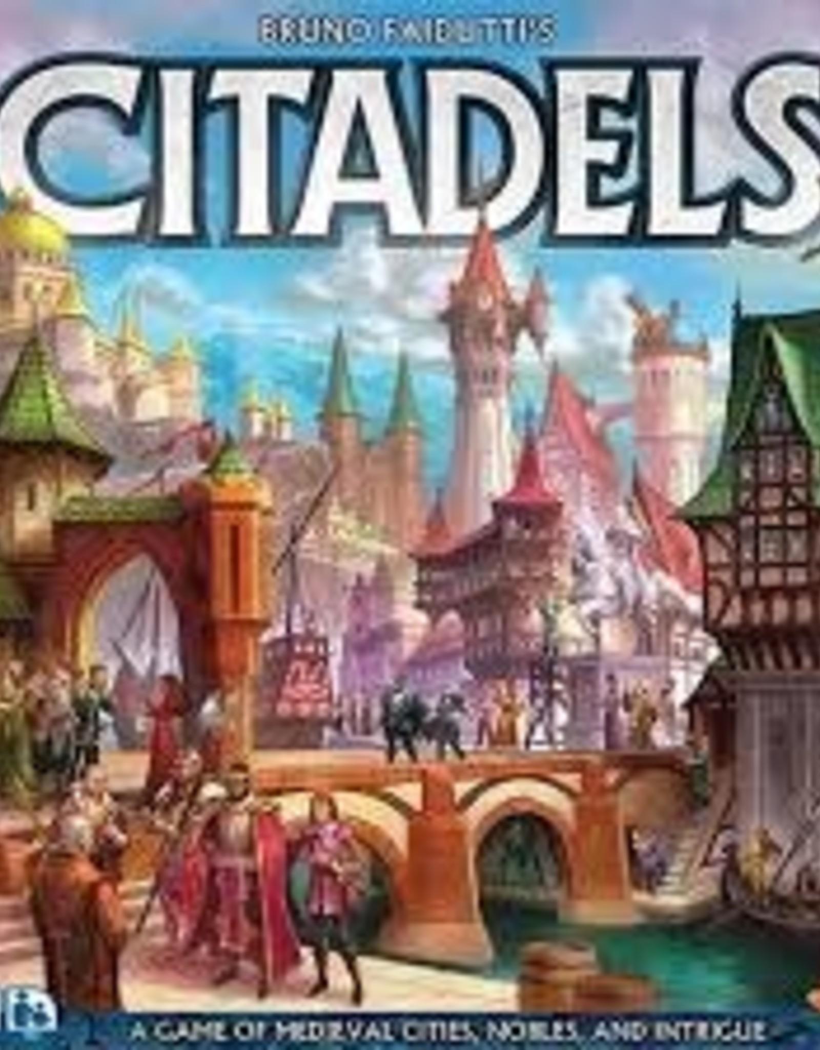Fantasy Flight Games Citadels 2016 Edition