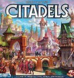 Fantasy Flight Games Citadels 2016 Edition