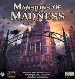 Fantasy Flight Games Mansions of Madness