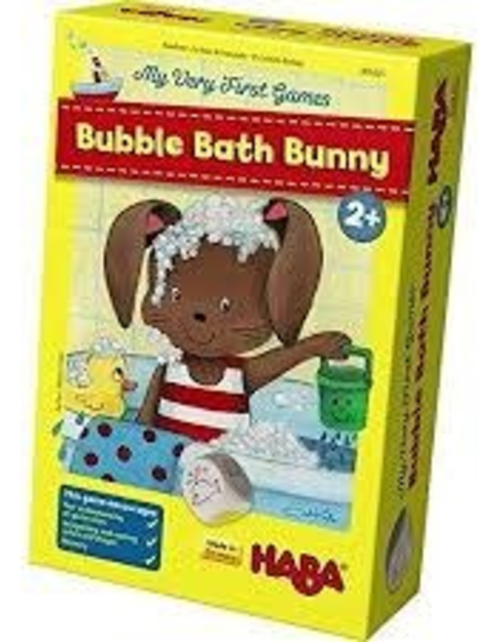 Haba My Very First Game - Bubble Bath Bunny