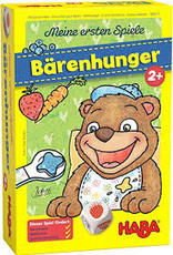 Haba My Very First Game - Hungry as a Bear