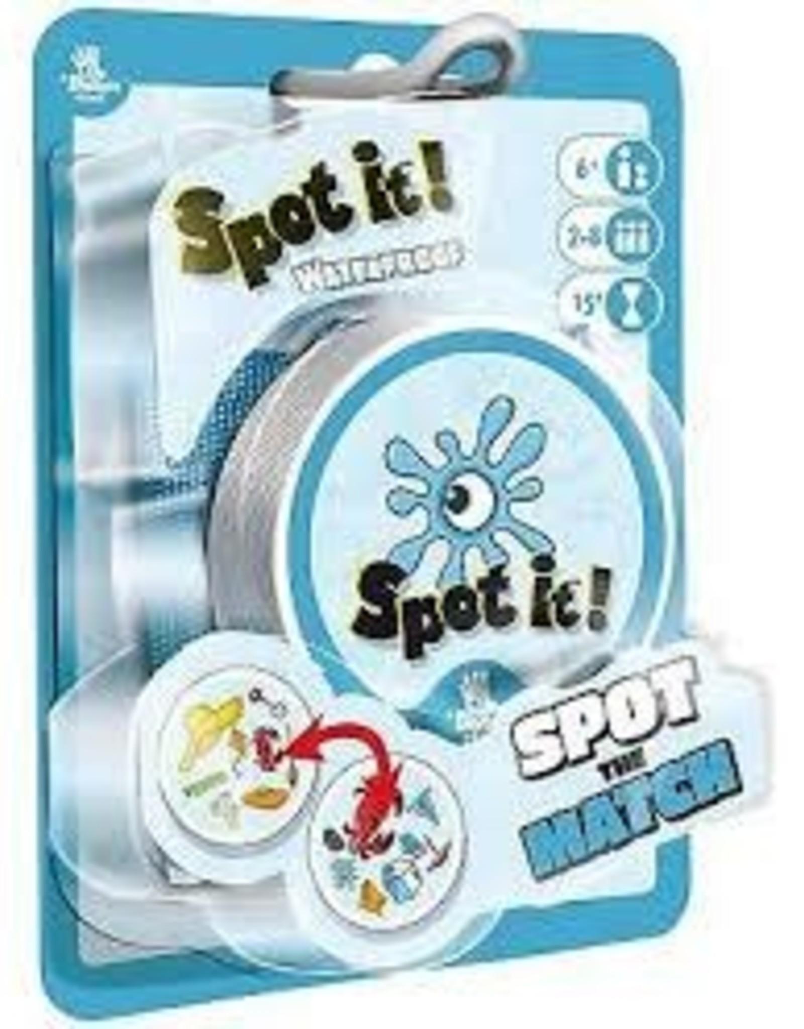Zygo Matic Spot It! / Dobble: Waterproof Blister Pack