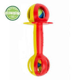 Bioserie Toys Dumbbell Rattle