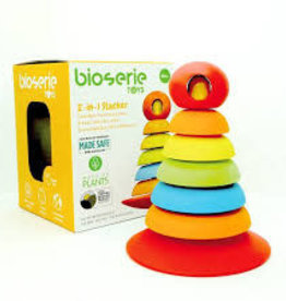 Bioserie Toys 2-in-1 Stacker