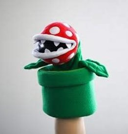 Hashtag Collectibles Puppet - Piranha Plant
