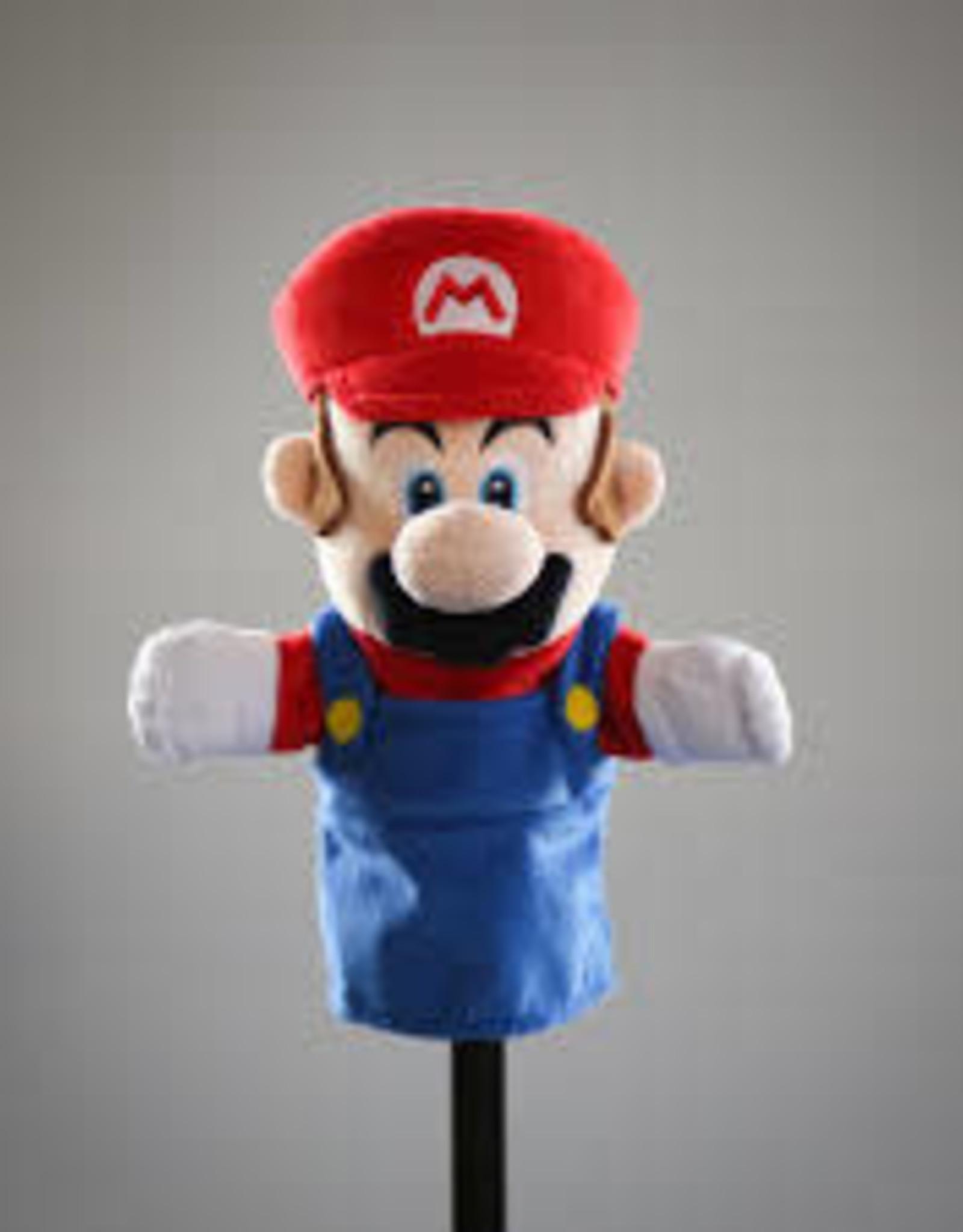 Hashtag Collectibles Puppet - Mario