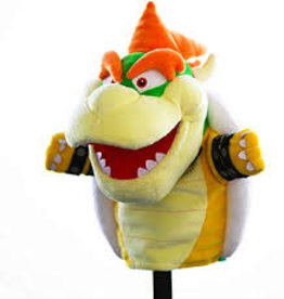Hashtag Collectibles Puppet - Bowser