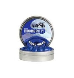 """Crazy Aaron's Thinking Putty Tidal Wave 4"""" Magnetic"""