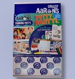 Crazy Aaron's Thinking Putty Crazy Aaron's Putty Party