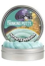 """Crazy Aaron's Thinking Putty Infinite Nebula 4"""" Cosmic"""