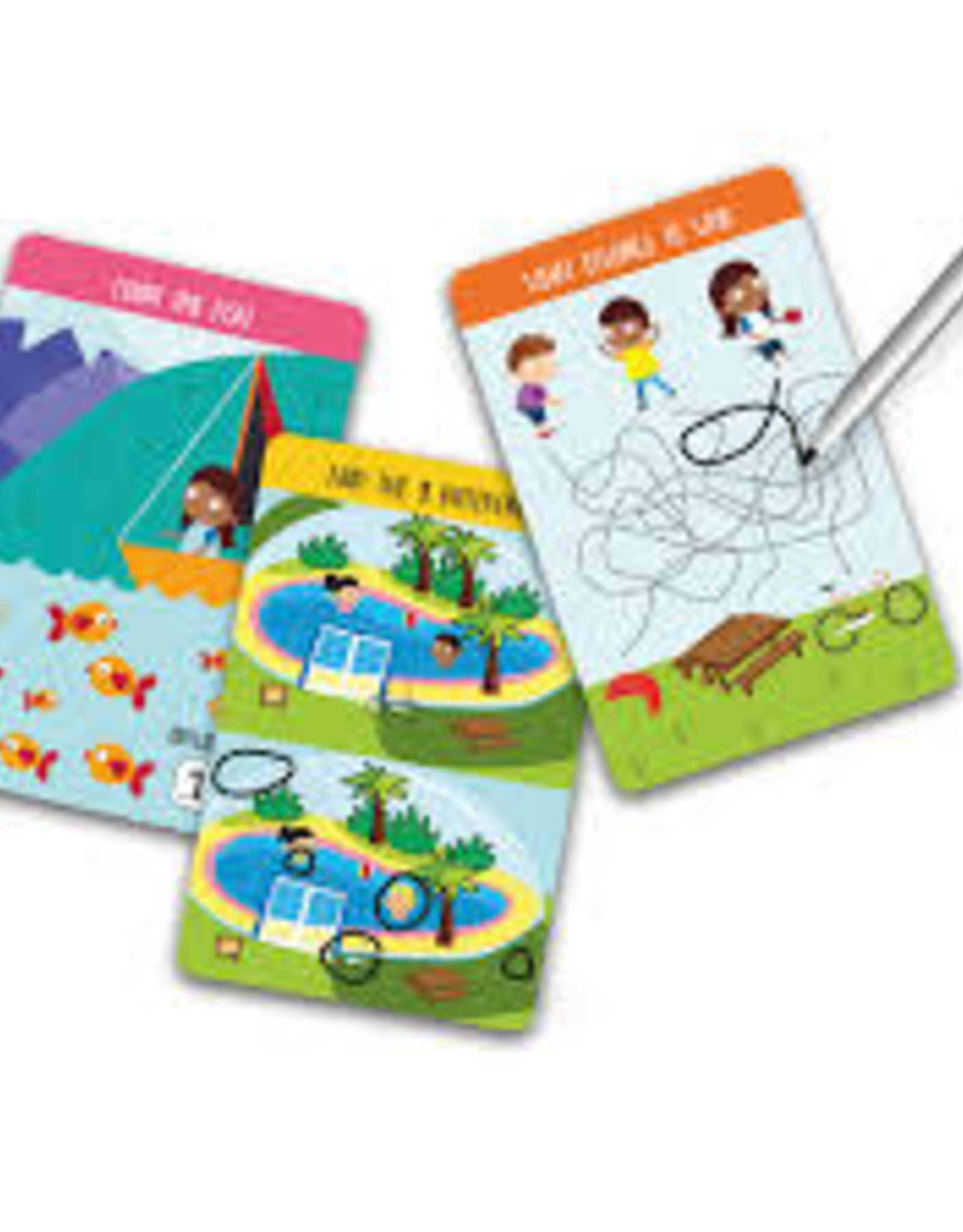 Like OMG! Game Cards on the Go
